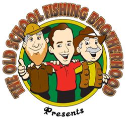 Old Fishing Emblem